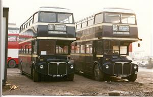 813, Routemaster 5RM LDS 335A